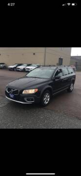 2010 Volvo XC70 for sale at ABC Motors in Wyoming MI