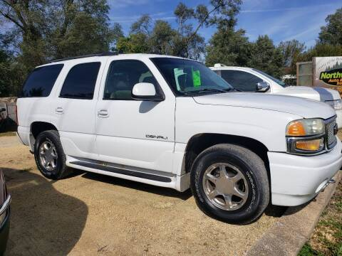 2003 GMC Yukon for sale at Northwoods Auto & Truck Sales in Machesney Park IL
