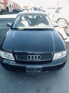2001 Audi A4 for sale at City Auto Sales in Sparks NV