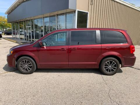 2019 Dodge Grand Caravan for sale at SS Auto Pro of Grand Rapids in Kentwood MI