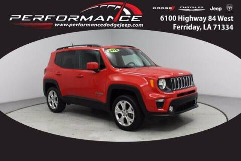 2019 Jeep Renegade for sale at Performance Dodge Chrysler Jeep in Ferriday LA