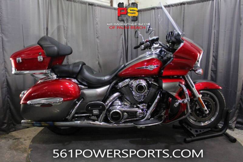 2014 Kawasaki Vulcan® 1700 Voyager® ABS for sale at Powersports of Palm Beach in Hollywood FL
