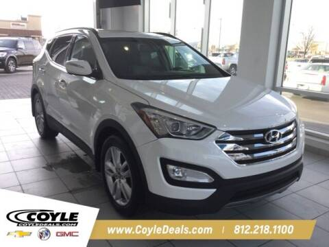 2014 Hyundai Santa Fe Sport for sale at COYLE GM - COYLE NISSAN in Clarksville IN