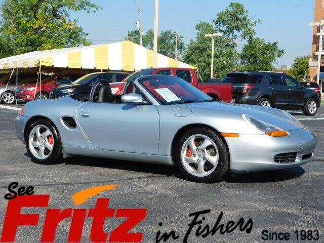2001 Porsche Boxster for sale in Fishers, IN