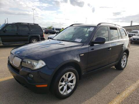2010 BMW X3 for sale at Mladens Imports in Perry KS