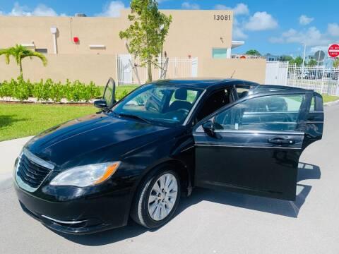 2011 Chrysler 200 for sale at LA Motors Miami in Miami FL
