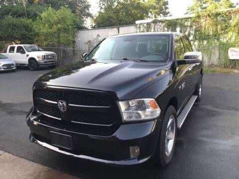 2013 RAM Ram Pickup 1500 for sale at 4 Girls Auto Sales in Houston TX