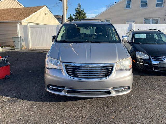2014 Chrysler Town and Country for sale at Park Avenue Auto Lot Inc in Linden NJ