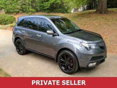 2011 Acura MDX for sale at Motion Auto Plaza in Lakeside MO