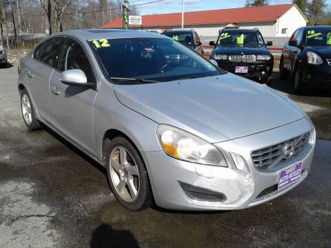 2012 Volvo S60 for sale at Quest Auto Outlet in Chichester NH