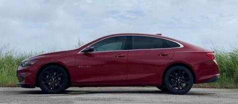 2017 Chevrolet Malibu for sale at Palmer Auto Sales in Rosenberg TX