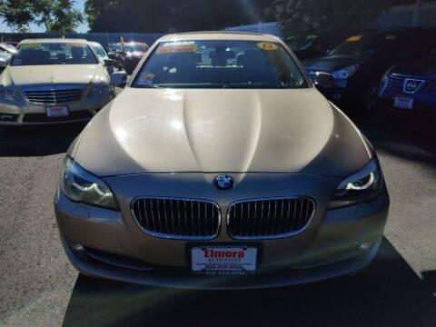 2013 BMW 5 Series for sale at Elmora Auto Sales in Elizabeth NJ