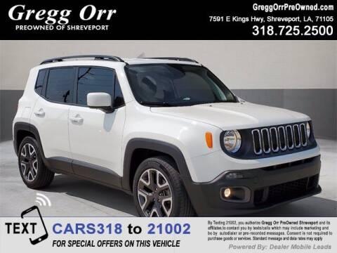 2018 Jeep Renegade for sale at Gregg Orr Pre-Owned Shreveport in Shreveport LA