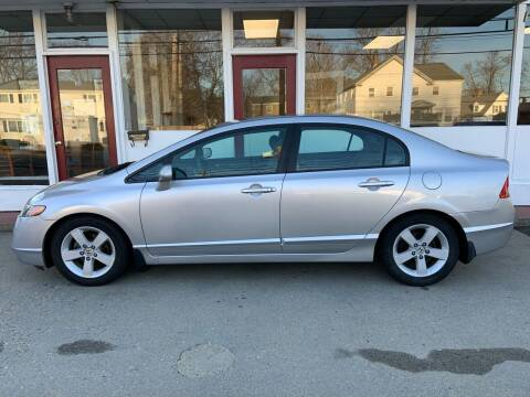 2006 Honda Civic for sale at O'Connell Motors in Framingham MA