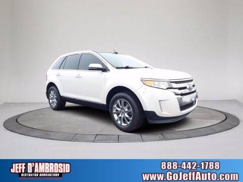 2014 Ford Edge for sale at Jeff D'Ambrosio Auto Group in Downingtown PA