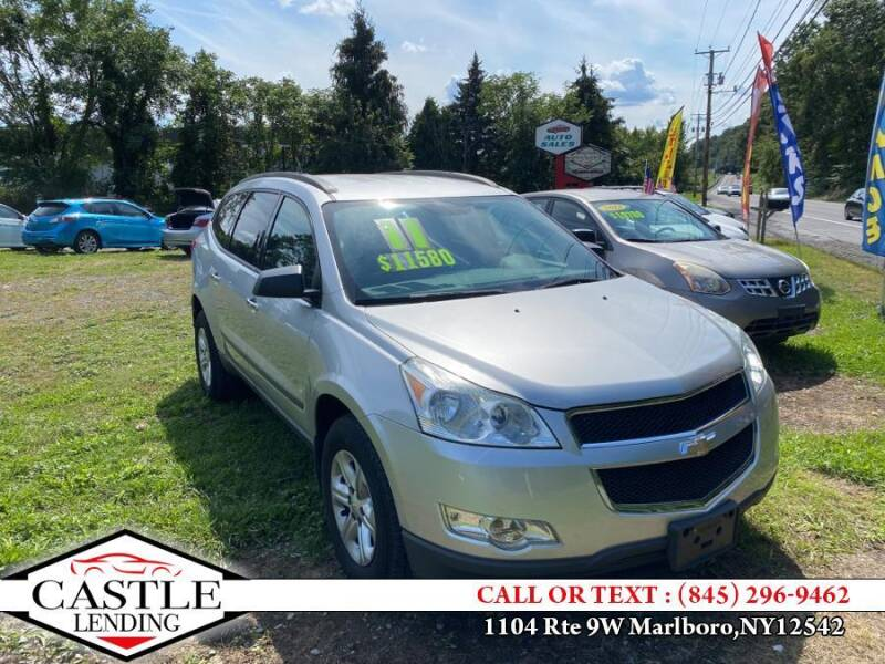 2011 Chevrolet Traverse for sale at Classified Pre-owned Cars of Marlboro in Marlboro NY