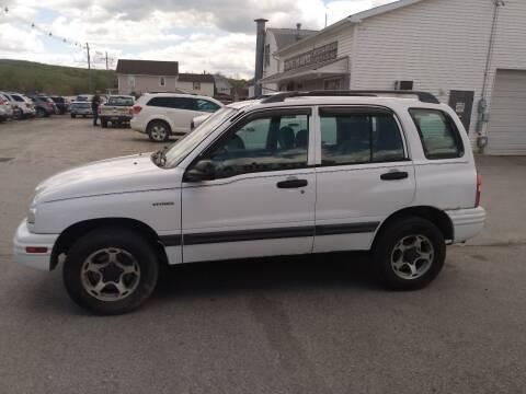 2001 Suzuki Vitara for sale at ROUTE 119 AUTO SALES & SVC in Homer City PA