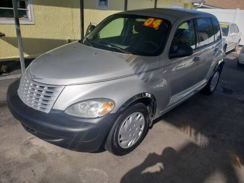 2004 Chrysler PT Cruiser for sale at ANYTHING ON WHEELS INC in Deland FL