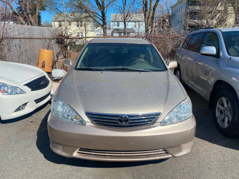 2005 Toyota Camry for sale at Polonia Auto Sales and Service in Hyde Park MA