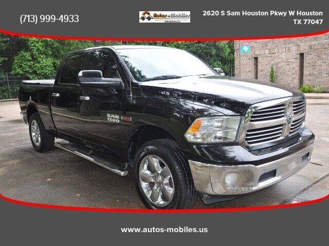 2015 RAM Ram Pickup 1500 for sale at AUTOS-MOBILES in Houston TX