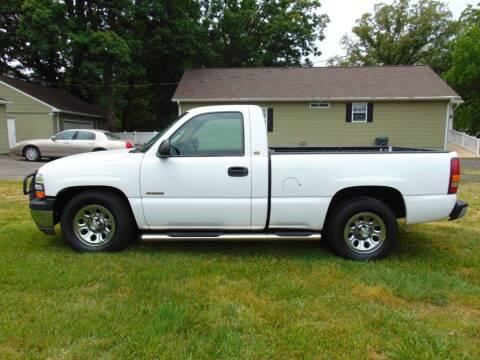 2000 Chevrolet Silverado 1500 for sale at CR Garland Auto Sales in Fredericksburg VA