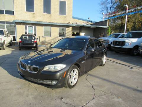 2013 BMW 5 Series for sale at Lone Star Auto Center in Spring TX