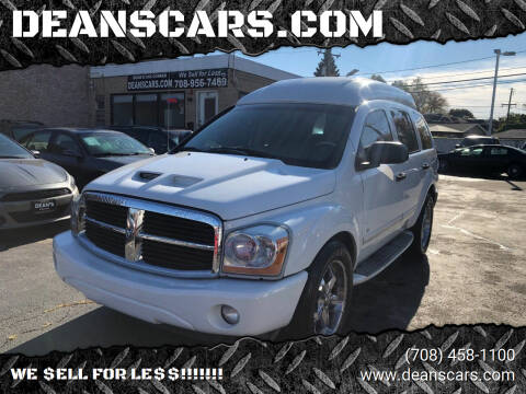 2005 Dodge Durango for sale at DEANSCARS.COM - DEANS BERWYN in Berwyn IL