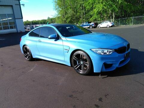 2015 BMW M4 for sale at MOUNT EDEN MOTORS INC in Bronx NY