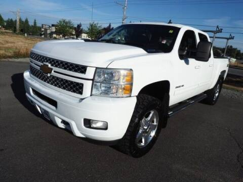 2014 Chevrolet Silverado 2500HD for sale at Karmart in Burlington WA