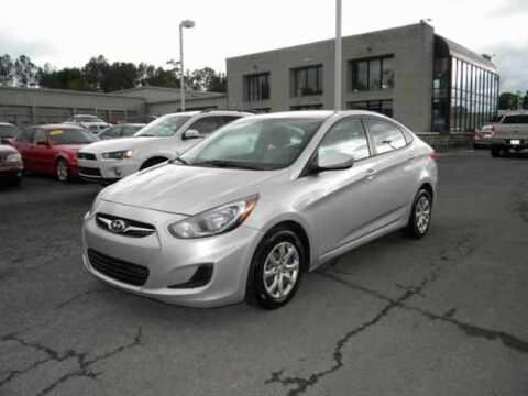 2013 Hyundai Accent for sale at Paniagua Auto Mall in Dalton GA