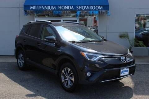 2016 Toyota RAV4 Hybrid for sale at MILLENNIUM HONDA in Hempstead NY