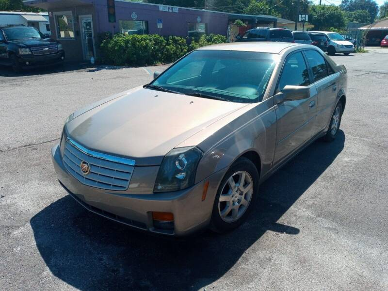 2006 Cadillac CTS for sale at Bargain Auto Mart Inc. in Kenneth City FL