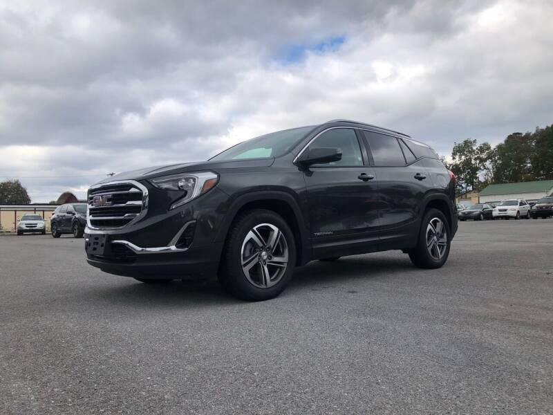 2020 GMC Terrain for sale at Morristown Auto Sales in Morristown TN