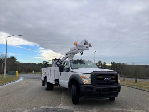 2011 Ford F-450 for sale at Bay Road Trucks in Rowley MA
