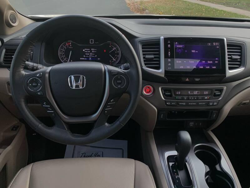 2017 Honda Pilot AWD EX-L 4dr SUV - Farmington MN