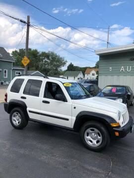 2007 Jeep Liberty for sale at SHEFFIELD MOTORS INC in Kenosha WI
