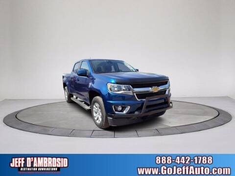 2019 Chevrolet Colorado for sale at Jeff D'Ambrosio Auto Group in Downingtown PA