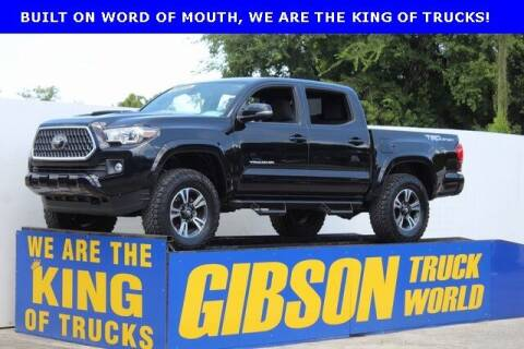 2018 Toyota Tacoma for sale at Gibson Truck World in Sanford FL