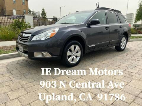 2012 Subaru Outback for sale at IE Dream Motors-Upland in Upland CA