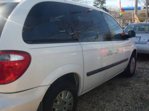 2005 Chrysler Town and Country for sale at Flag Motors in Islip Terrace NY