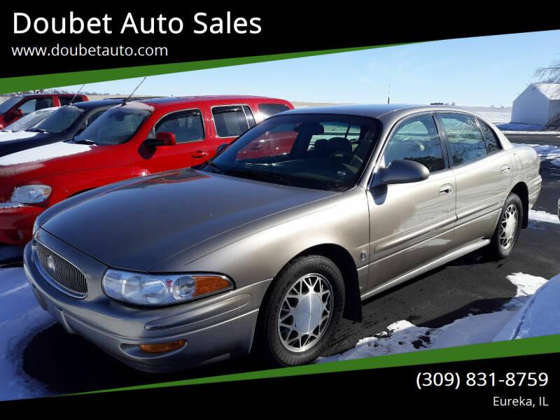 2001 Buick LeSabre for sale at Doubet Auto Sales in Eureka IL