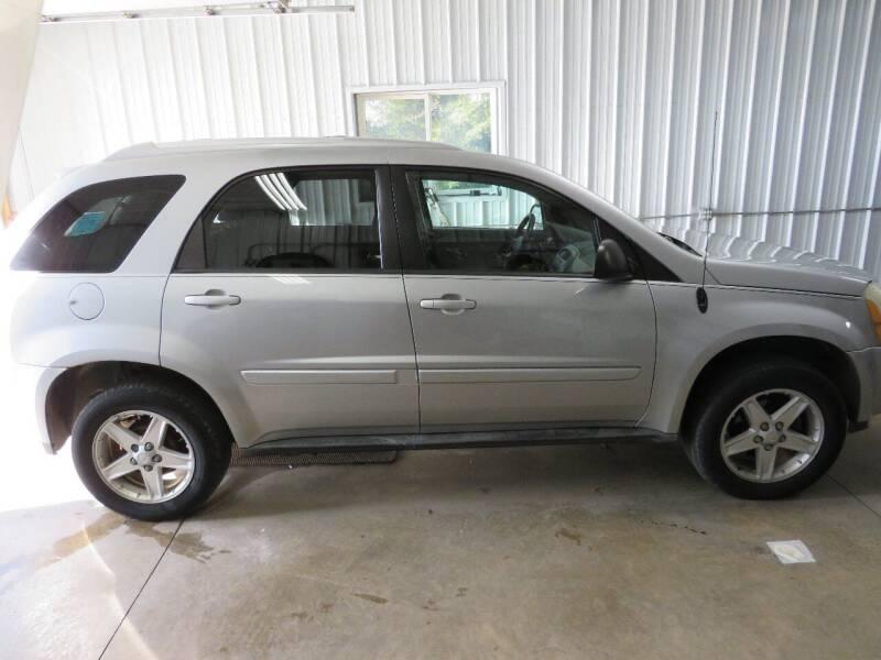 2005 Chevrolet Equinox for sale at Grey Goose Motors in Pierre SD