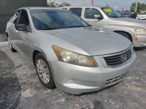 2009 Honda Accord for sale at Celebrity Auto Sales in Port Saint Lucie FL
