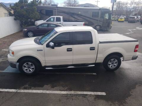2008 Ford F-150 for sale at Freds Auto Sales LLC in Carson City NV