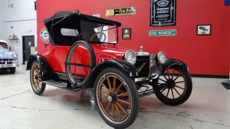 1917 SAXON B5R for sale at Klemme Klassic Kars in Davenport IA