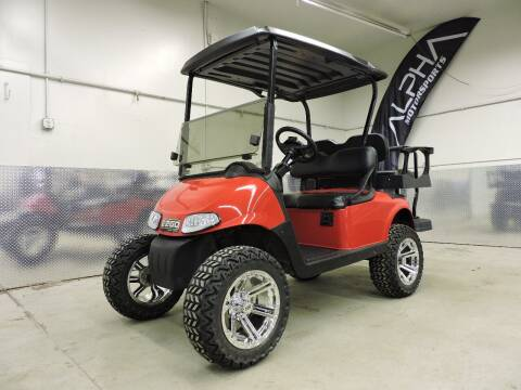 2011 E-Z-GO RXV for sale at Alpha Motorsports in Sioux Falls SD