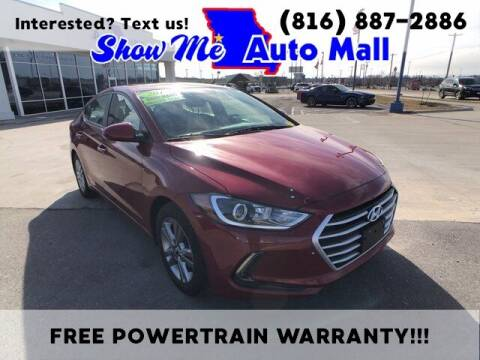 2017 Hyundai Elantra for sale at Show Me Auto Mall in Harrisonville MO