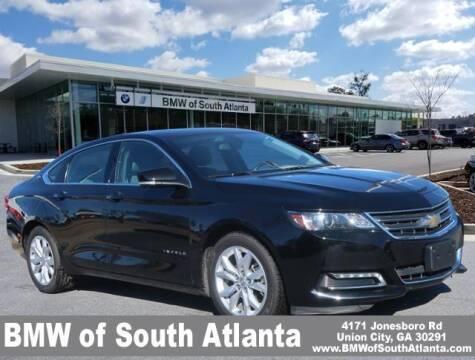 2019 Chevrolet Impala for sale at Carol Benner @ BMW of South Atlanta in Union City GA