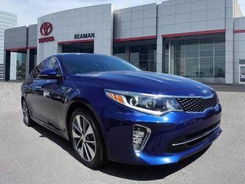 2018 Kia Optima for sale at BEAMAN TOYOTA in Nashville TN