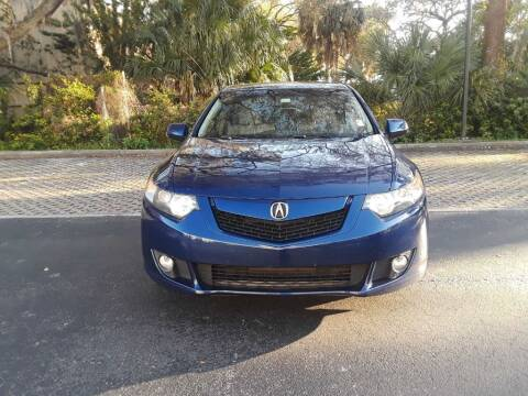 2009 Acura TSX for sale at AUTO IMAGE PLUS in Tampa FL